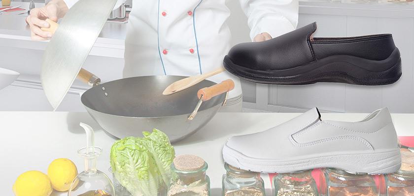 calzado profesional,codeor,cocina,restaurante,galicia,menaje
